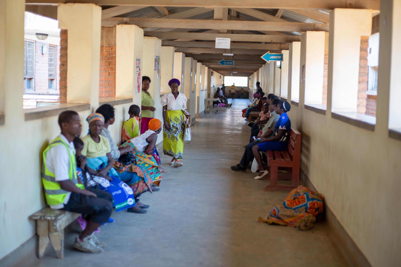Krankenversorgung in Malawi?
