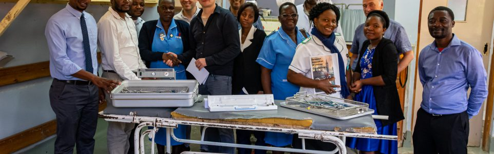 Erste urologische Woche im ZCH vom 29.5. bis 9.6.2019