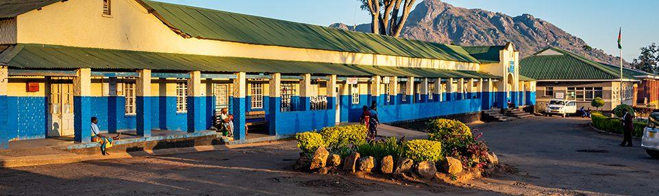 Das Zomba Central Hospital